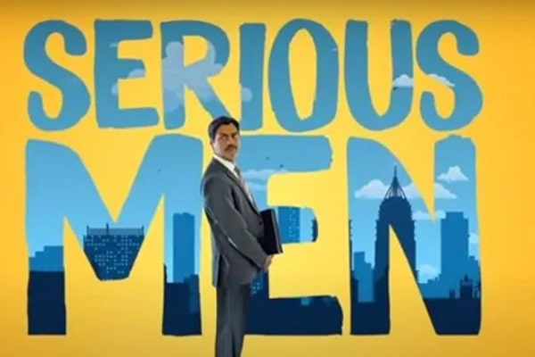 serious men movie review