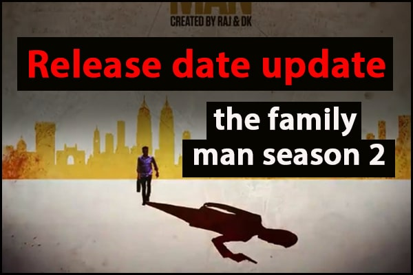 The Family Man Season 2 Cancelled