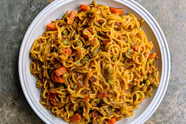 Chinese Maggi Chow Mein