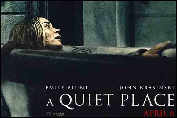a quiet place top 10 horror movie