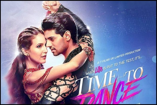 Time To Dance movie poster